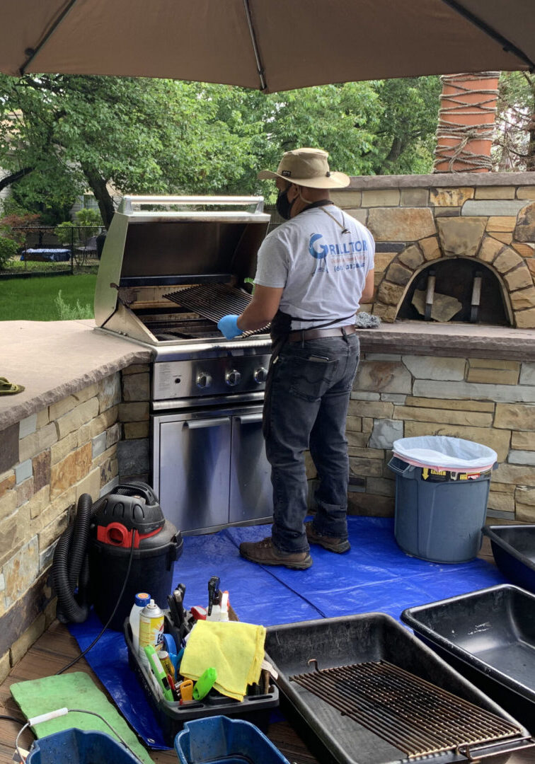 Local BBQ Grill Cleaning Service